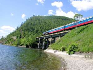 Первый туристический поезд Самара-Пенза