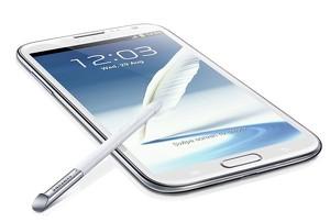 Смартфон Galaxy Note II - встречайте в России