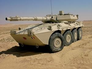 В России появятся колесные танки Centauro и не только...