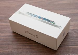 13 килограммов серых iPhone 5 перехватили в Шереметьево