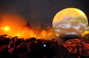 Второй международный фестиваль «Круг света» охватил Москву