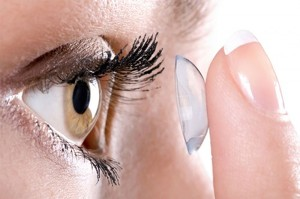 Контактные линзы от ожогов глаз - разработка учёных из Кемерова