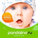 """Интернет-магазин товаров для детей """"Pandalino"""""""