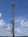 Столбовые трансформаторные подстанции