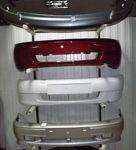 ВАЗ - Бампера и кузовные запчасти в цвет авто