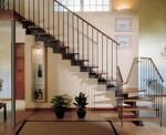Металлические лестницы для дома любой конфигурации