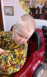 """Сеть детских парикмахерских """"Весёлая расчёска"""""""