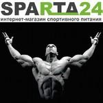 Интернет-магазин спортивного питания Sparta24