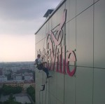 ТехАльп Инспекция. Промышленный альпинизм в Хабаровске.