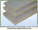 (СЦП)стружечно-цементная плита