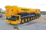 Аренда крана 500 тонн, 350 тонн, 300 тонн 200 тонн 160 тонн