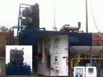 Блочно-контейнерный газовый генератор - станция