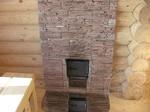 отделка деревянных домов и бань
