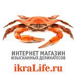 Красная икра, креветки, крабы, трепанг, гребешок, филе рыбы, чука