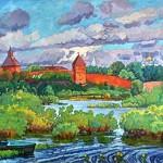 Мастерская-музей реалистической живописи Александра Варенцова