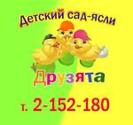 ДРУЗЯТА - детский сад-ясли (Торговый центр/ по Вавилова)