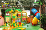 Территория детства Джунгли, детский центр, Казань
