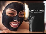 Черная маска-пленка от прыщей и черных точек