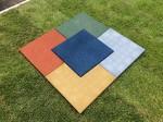 плитка  резиновая крошка  Укладка для спортивных и детских площадок