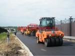 Асфальтироване и ремонт дорог в Перми