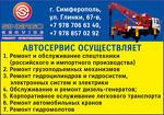 SINERGO SERVICE РЕМОНТ СПЕЦТЕХНИКИ
