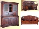 Белорусская мебель из сосны и дба