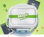 Доставка здорового питания Magic Menu