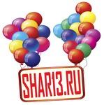 Shar13.ru - доставка гелиевых шаров