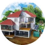 строительство/ремонт домов под ключ.