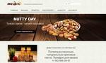 Натуральные ореховые пасты Nutty Day