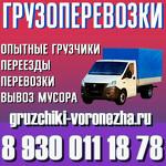 Грузчики Воронежа