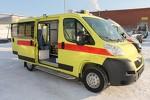 Частная служба по перевозке больных