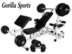 Gorillasports.ru интернет-магазин спортивных тренажеров Gorilla Sports
