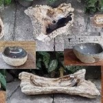 Раковины из натурального камня