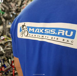 Веломагазин maxsis.ru