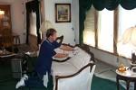 Специализированная химчистка мягкой мебели, диванов Люкс