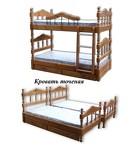 Мебель из дерева, ЛДСП. Во все комнаты под любой рост и вес.