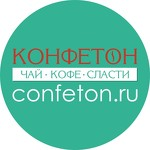 Интернет-магазин чая, кофе и сластей «Конфетон»