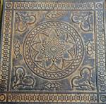 Антикварные чугунные плиты